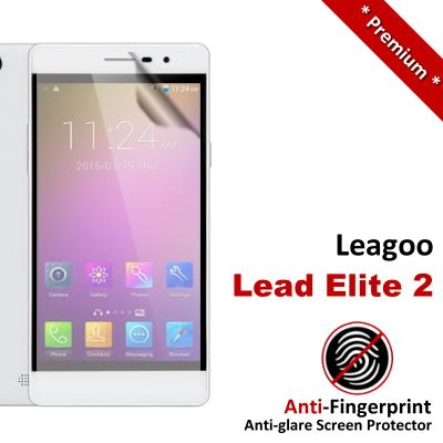 Premium Anti-Fingerprint Matte Leagoo Lead Elite 2 Screen Protector