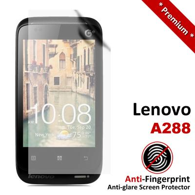 Premium Anti-Fingerprint Matte Lenovo A288 Screen Protector