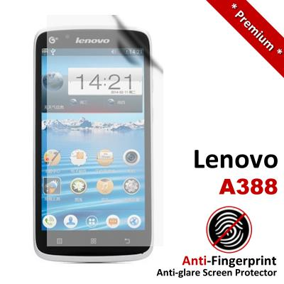 Premium Anti-Fingerprint Matte Lenovo A388 Screen Protector