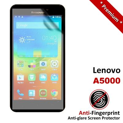 Premium Anti-Fingerprint Matte Lenovo A5000 Screen Protector