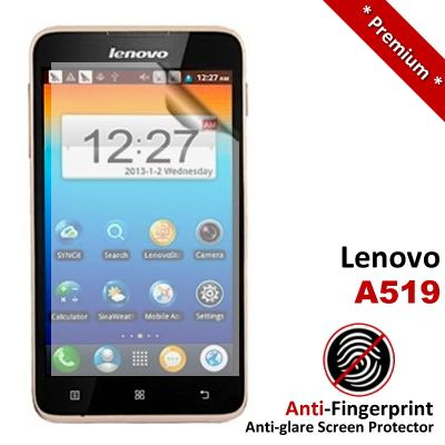 Premium Anti-Fingerprint Matte Lenovo A519 Screen Protector
