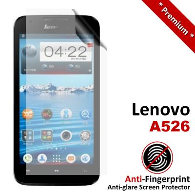 Premium Anti-Fingerprint Matte Lenovo A526 Screen Protector