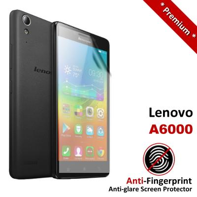 Premium Anti-Fingerprint Matte Lenovo A6000 Screen Protector