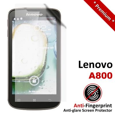 Premium Anti-Fingerprint Matte Lenovo A800 Screen Protector