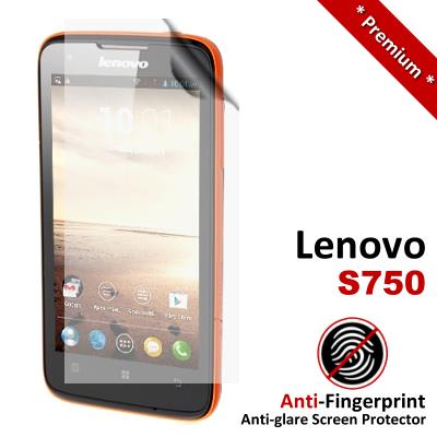 Premium Anti-Fingerprint Matte Lenovo S750 Screen Protector