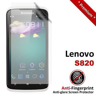 Premium Anti-Fingerprint Matte Lenovo S820 Screen Protector