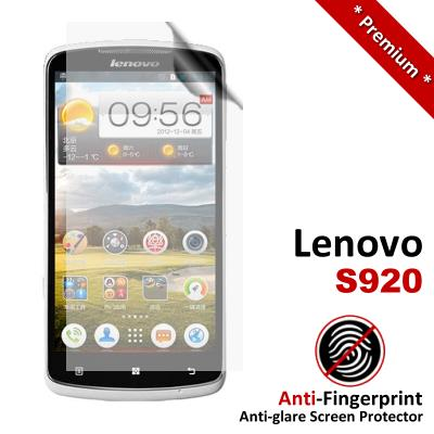Premium Anti-Fingerprint Matte Lenovo S920 Screen Protector