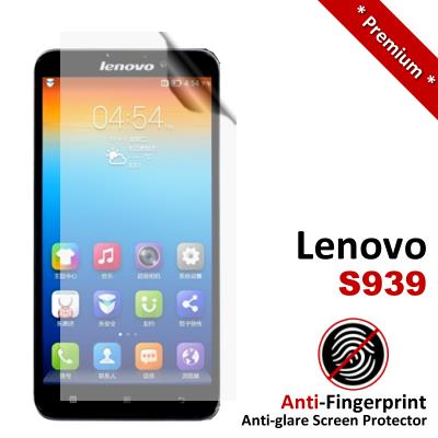 Premium Anti-Fingerprint Matte Lenovo S939 Screen Protector