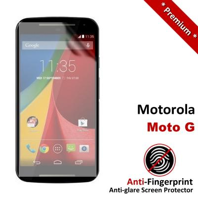 Premium Anti-Fingerprint Matte Motorola Moto G Screen Protector