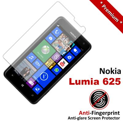 Premium Anti-Fingerprint Matte Nokia Lumia 625 Screen Protector