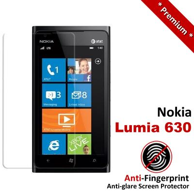 Premium Anti-Fingerprint Matte Nokia Lumia 630 Screen Protector