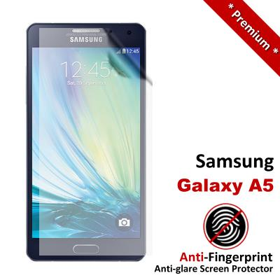 Premium Anti-Fingerprint Matte Samsung Galaxy A5 Screen Protector