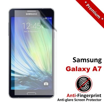Premium Anti-Fingerprint Matte Samsung Galaxy A7 Screen Protector