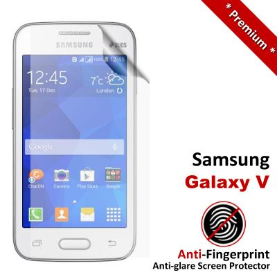 Premium Anti-Fingerprint Matte Samsung Galaxy V Screen Protector