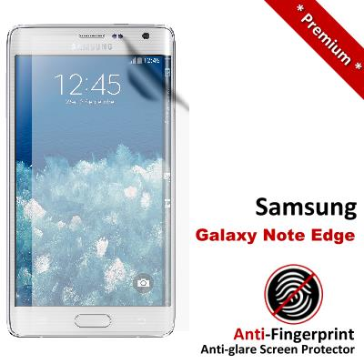 Premium Anti-Fingerprint Matte Samsung Note Edge Screen Protector