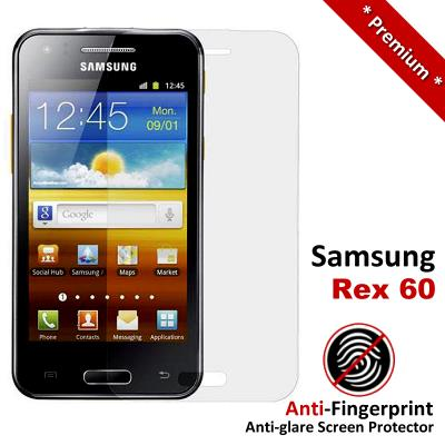 Premium Anti-Fingerprint Matte Samsung Rex 60 Screen Protector