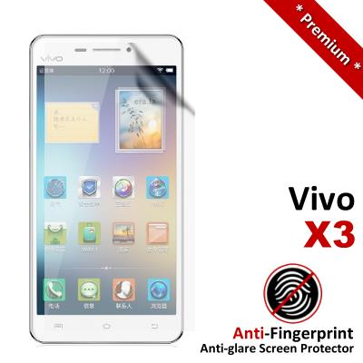 Premium Anti-Fingerprint Matte Vivo X3 Screen Protector