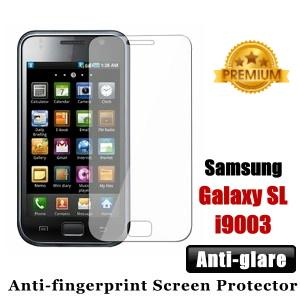 Premium Anti-glare Samsung Galaxy SL i9003 Screen Protector - Matte