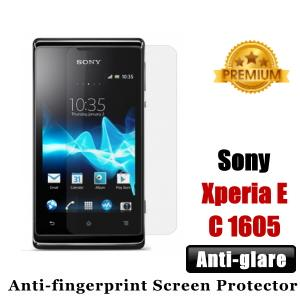 Premium Anti-glare Sony Xperia E C 1605 Screen Protector - Matte