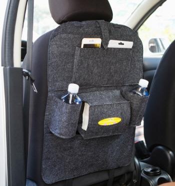 Premium Car Back Seat Organizer Multifunctional Storage Back Bag