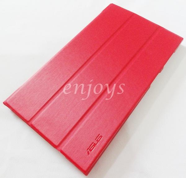 Premium Hard Case Cover Pouch Asus Memopad 7 ME572CL ME572 ~RED