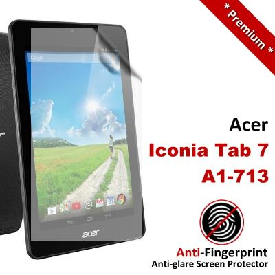 Premium Matte Acer Iconia Tab 7 A1-713 Screen Protector