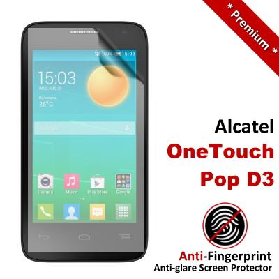 Premium Matte Alcatel OneTouch Pop D3 Screen Protector