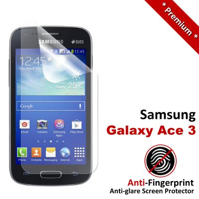Premium Matte Samsung Galaxy Ace 3 S7270 Screen Protector