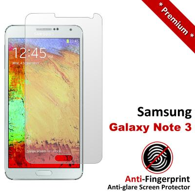 Premium Matte Samsung Galaxy Note 3 N9000 Screen Protector