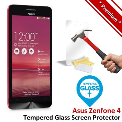 Premium Protection Asus Zenfone 4 Tempered Glass Screen Protector