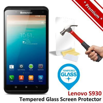 Premium Protection Lenovo S930 Tempered Glass Screen Protector