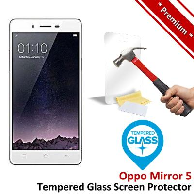 Premium Protection Oppo Mirror 5 Tempered Glass Screen Protector