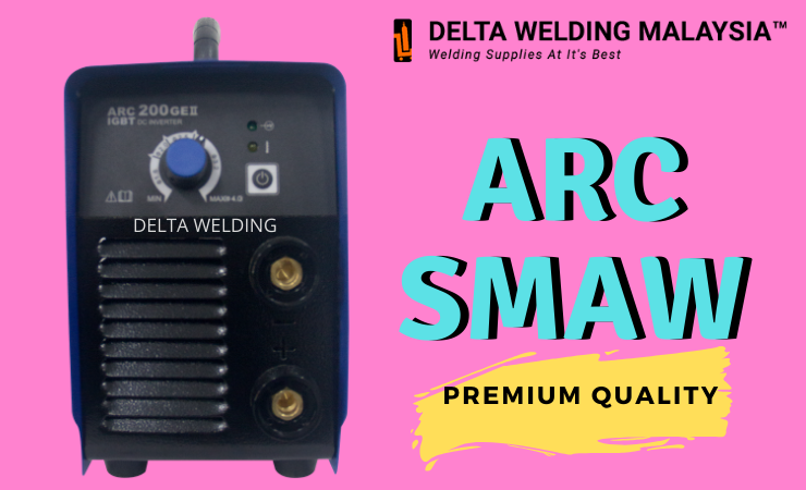 PREMIUM QUALITY Delta Welding 200 (140A)  ARC MMA welding machine