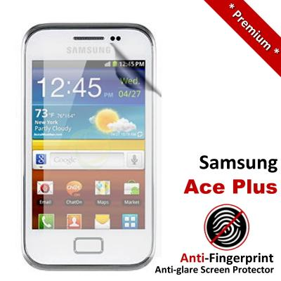 Premium Quality Matte Samsung Galaxy Ace Plus S7500 Screen Protector