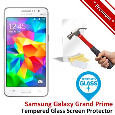 Premium Samsung Galaxy Grand Prime Tempered Glass Screen Protector