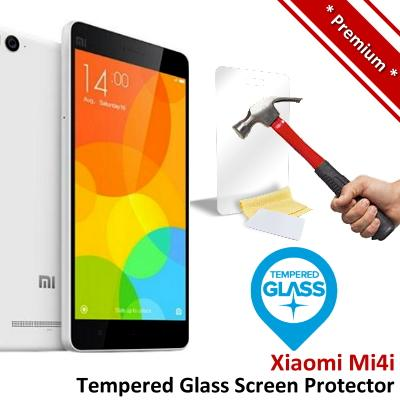 Premium Xiaomi Mi4i Tempered Glass Screen Protector
