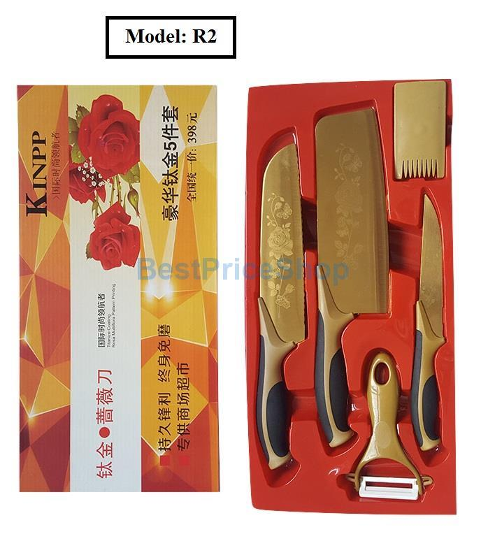 Best Knive Set For Kitchen