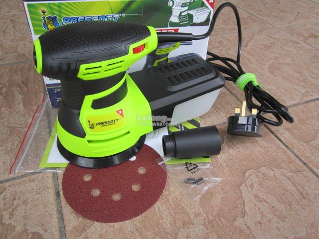 Prescott 350W 125mm Random Orbit Sander
