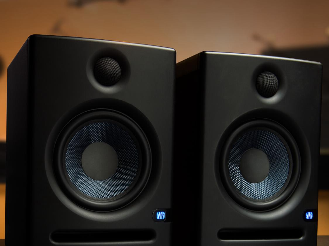 Presonus Eris E5 2-Way Active Studio Monitors