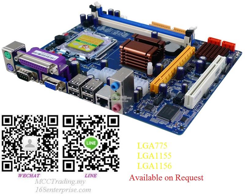 Best Price Good Quality Mainboard Motherboard 778 1155 1156