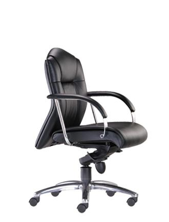 Prima Series P.U Leather Low Back Office Chair