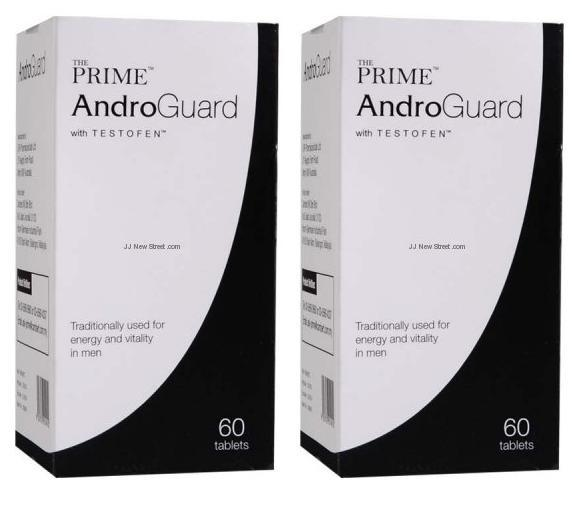 Prime AndroGuard 60's ( 2 packs )