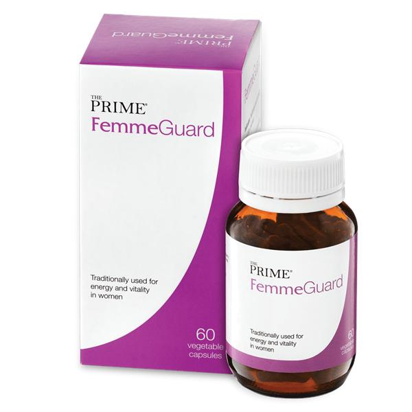 Prime AndroGuard (60's) + FemmeGuard (60's)(Men & Woman Sexual Health)