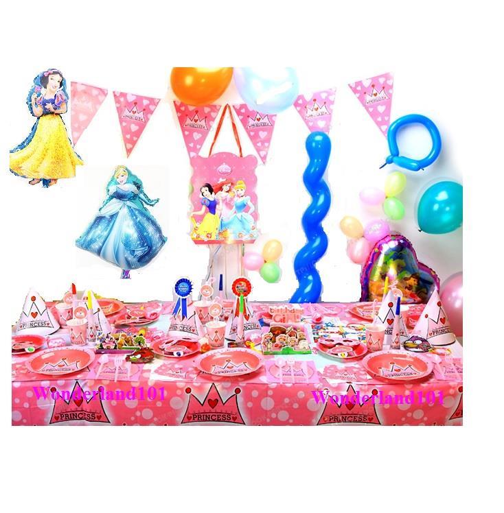 Princess Party Set/Party Loot Bag/Pe (end 1/12/2016 6:15 PM)