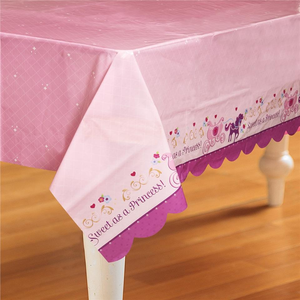 Princess Sofia the First Theme Party Table Cover Amscan