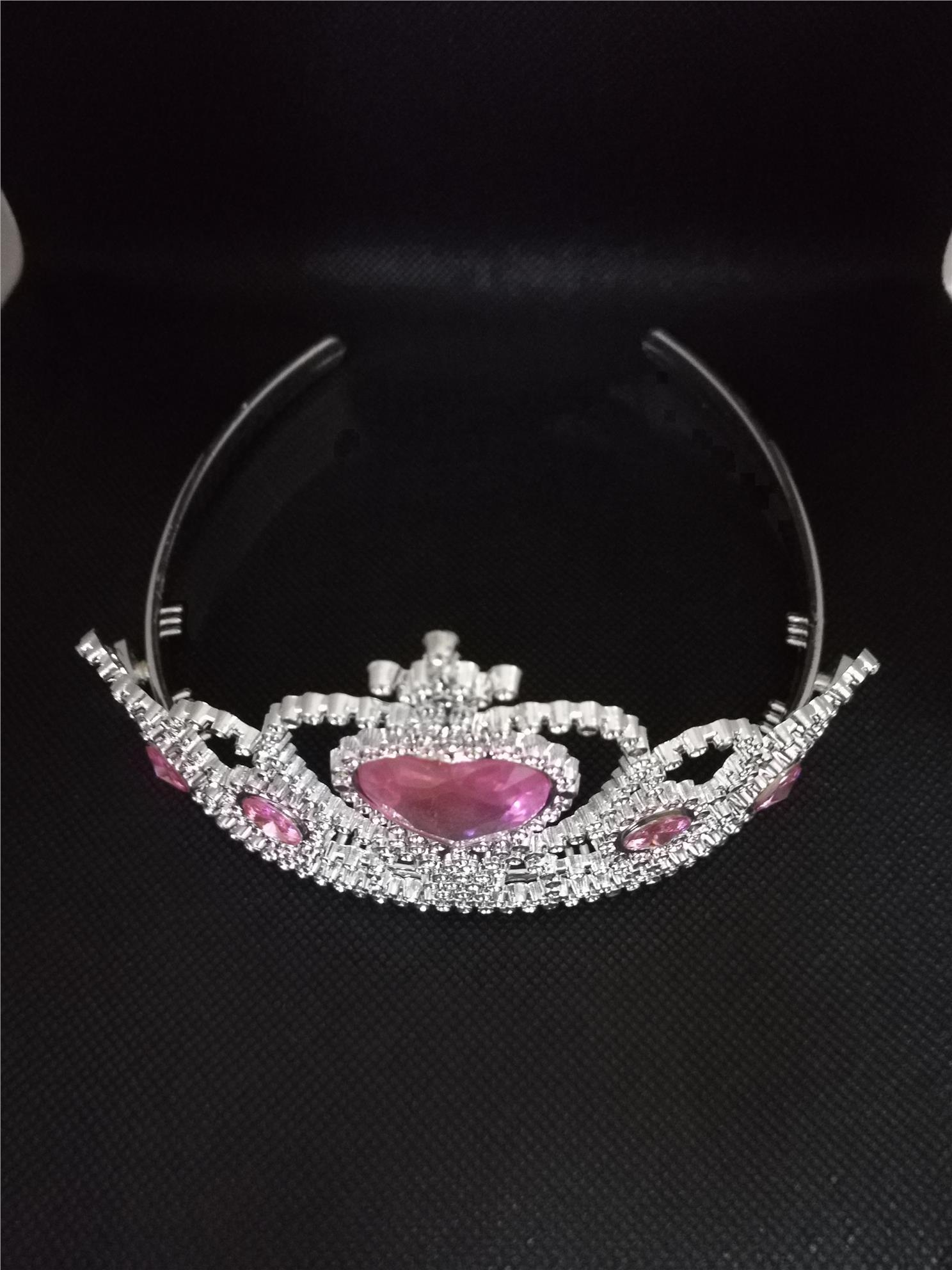 PRINCESS TIARA JEWELRY, TIARA CROWN FOR KIDS