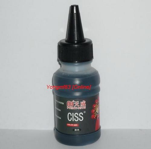 Print-Rite CISS Refill Ink 100ml - Black (CP-R002-BL)