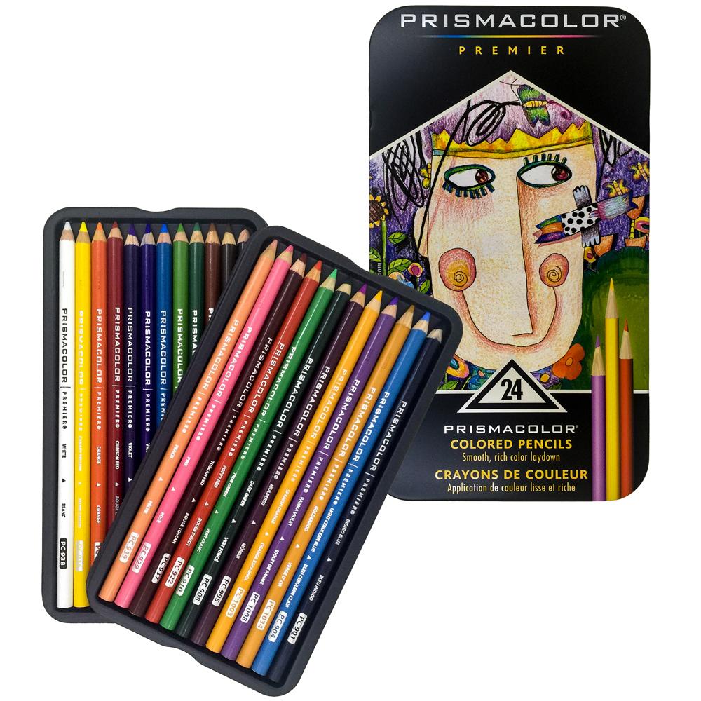 prismacolor 24 colored pencils prem end 11 15 2020 7 13 pm