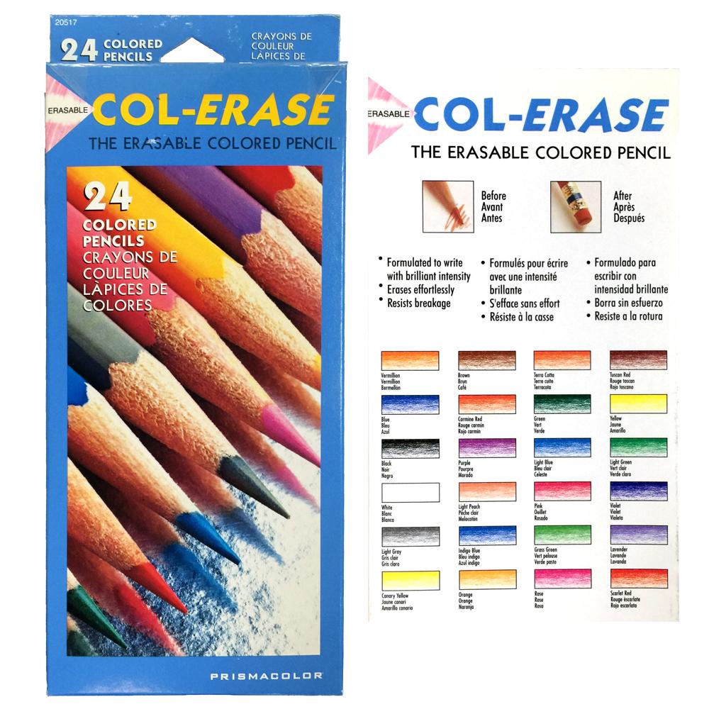 prismacolor col erase 24 colored p end 11 15 2020 10 13 pm