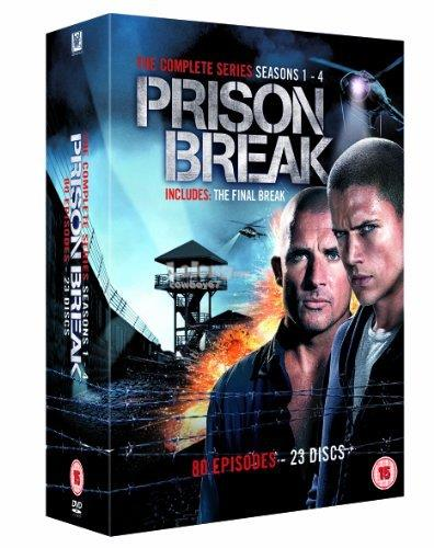 Prison Break - The Complete Series - New DVD Box Set